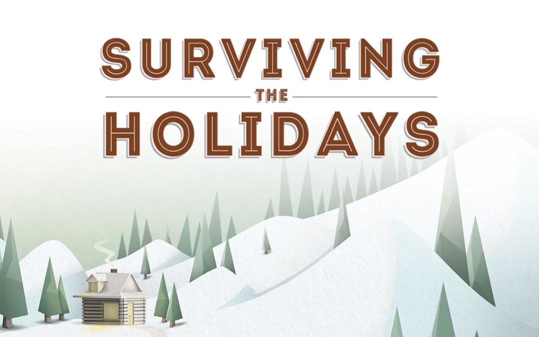 GriefShare – Surviving the Holidays 2019
