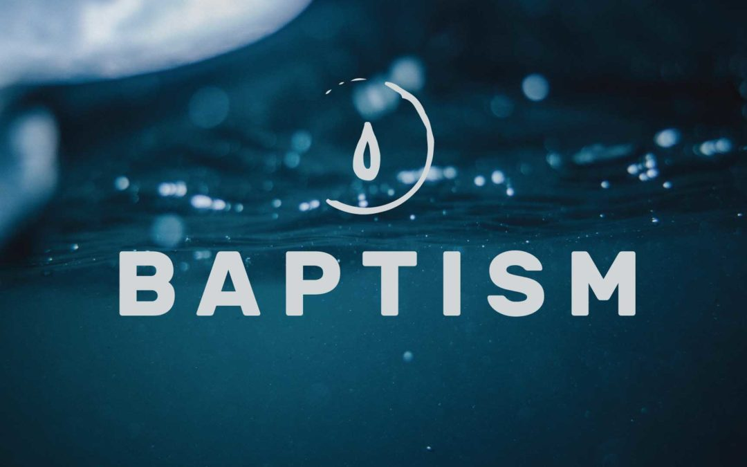 Baptism Celebration Weekend