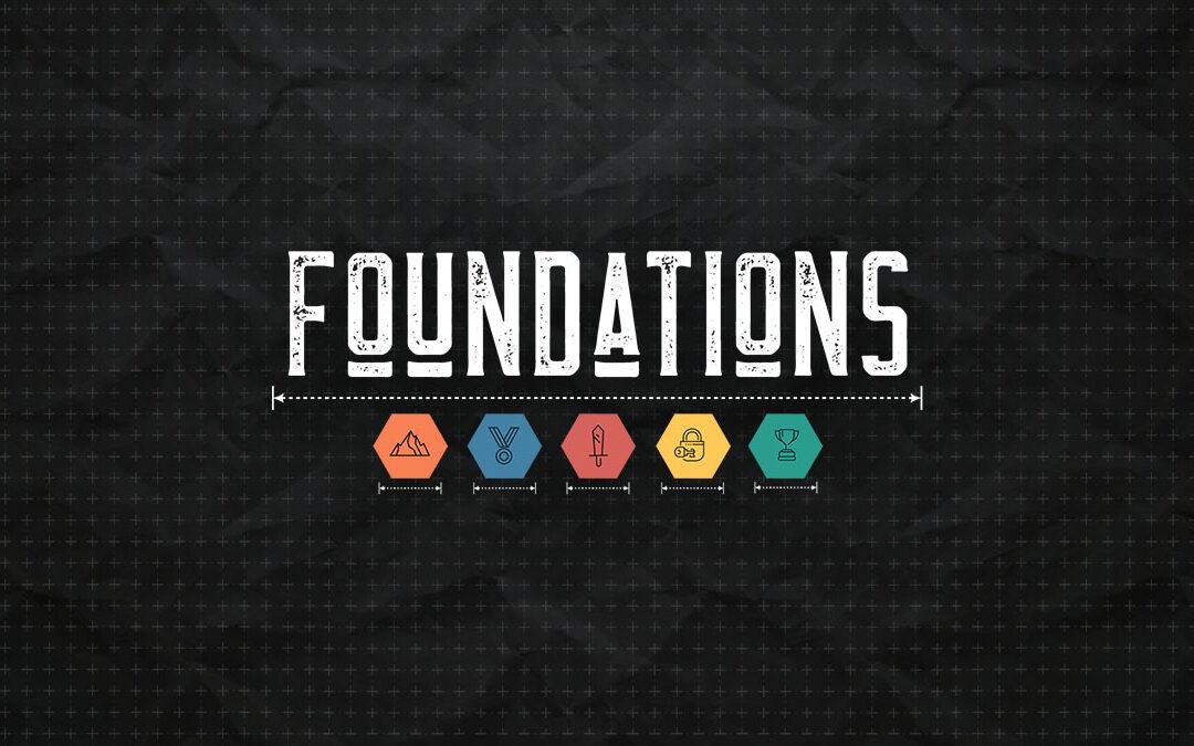Foundations Class Fall 2020