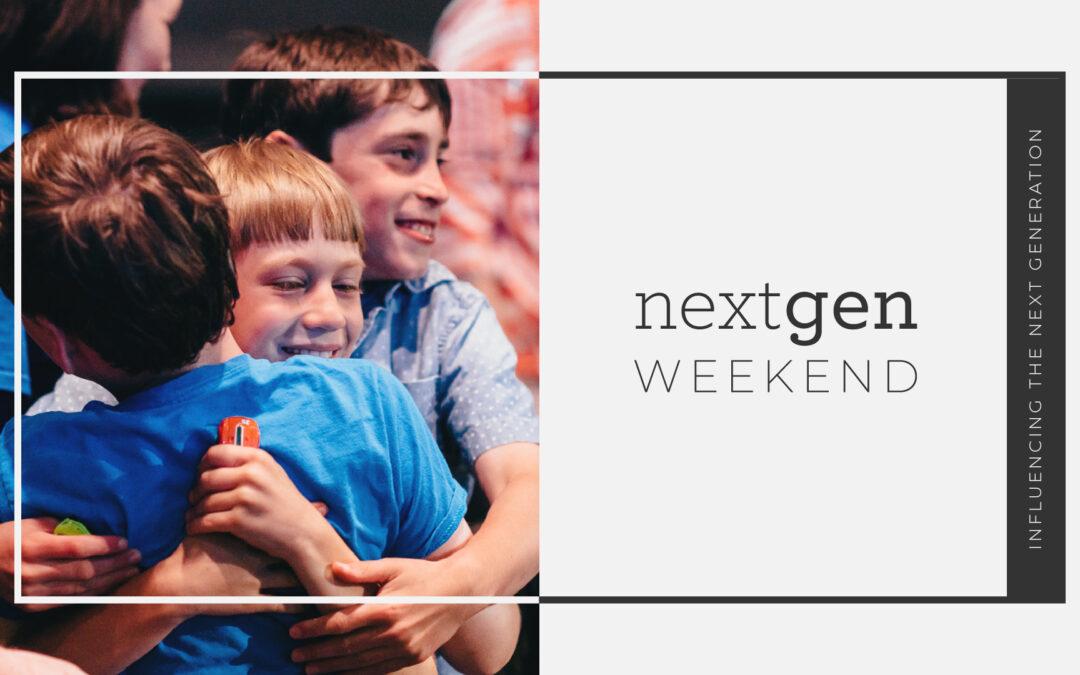 Next Gen Weekend