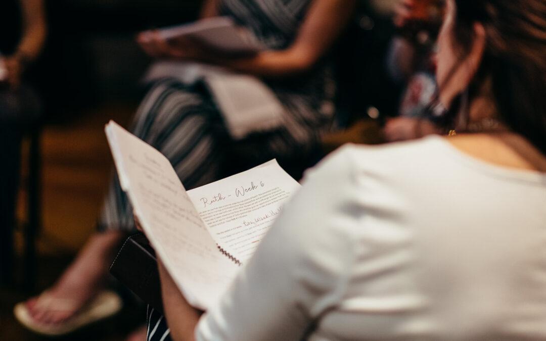 Fall Bible Study – Jude