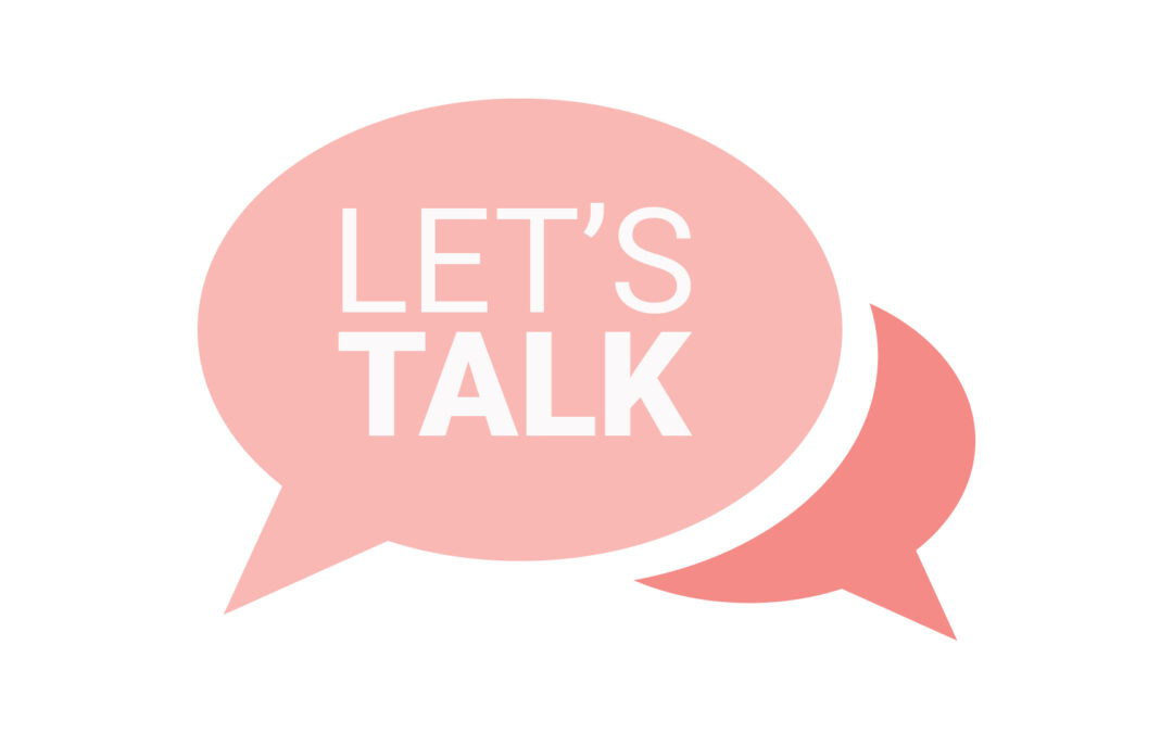 Let's Talk! Covid and the Accidental Homeschool Mom