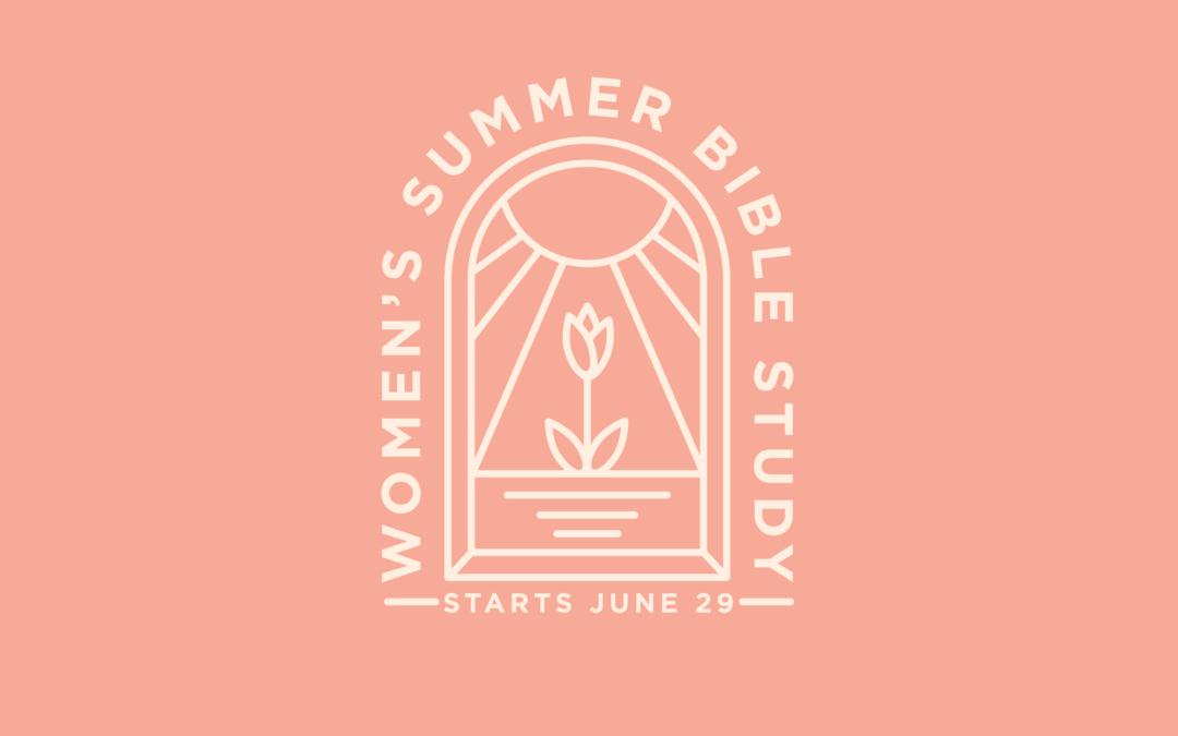 Women's Summer Bible Study 2021