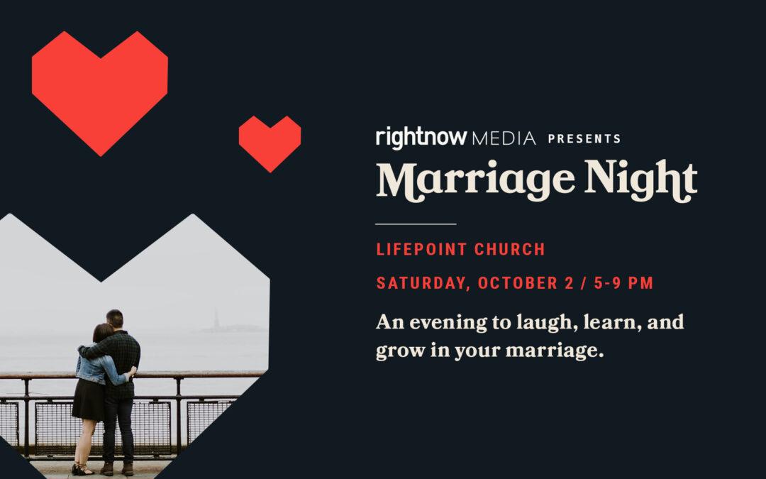 RightNow Media Marriage Night