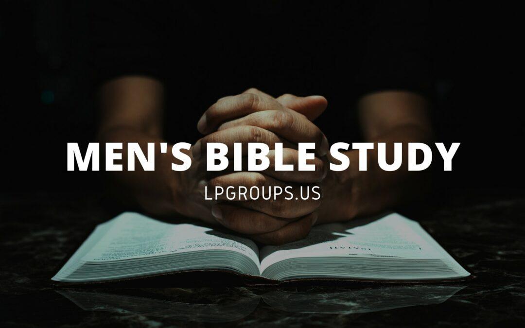 Men's Bible Study – 2 Corinthians